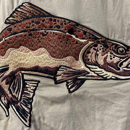 Marquage textile par broderie à Tulle | Est Pub